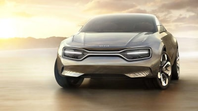 Kia plans 11 EVs by 2025, headlined by 500km-range crossover