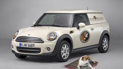 MINI To Deliver Production Clubvan To Goodwood Festival Of Speed