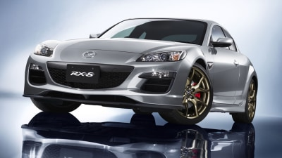 Mazda's Rotary Cleaning Up For A Possible Return