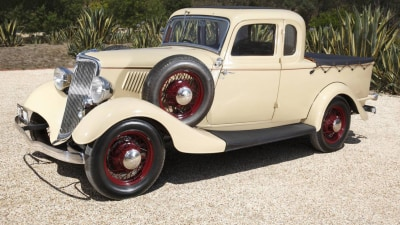 Ford Celebrates 80th Anniversary Of The Aussie 'Ute'
