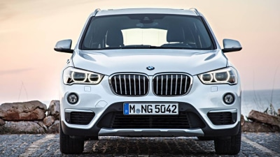 New 2016 BMW X1 Revealed In Leaked Images