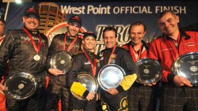 2009 Targa Tasmania: Quinn In R35 Nissan GT-R Wins, Weeks Crashes Out