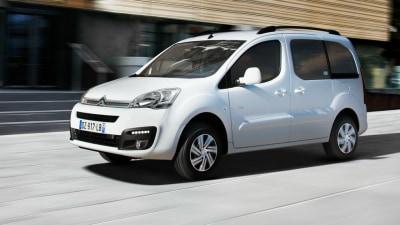 Citroen Strengthens Its Electric Van Range With E-Berlingo Multispace