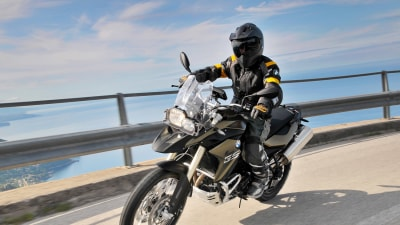 New BMW F 700/800 GS Adventure Bikes Coming