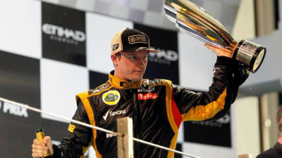 2012 Abu Dhabi F1 GP: Raikkonen Win Completes Comeback