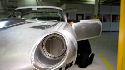 Jaguar To Build Six 'Brand New' Lightweight E-Type Racers