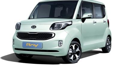 Kia Ray: TAM Electric Vehicle Revealed?
