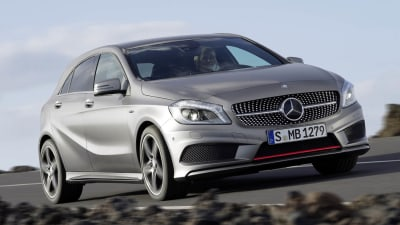 Mercedes-Benz Australia: A-Class Onslaught Just The Beginning