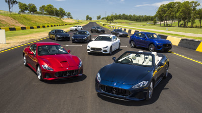 Feature: Maserati's Ultimate Drive Experience