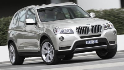 BMW X3 And X4 Recalled For ISOFIX Child Restraint Issue
