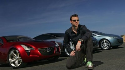 Laurens van den Acker Leaves Mazda Design Team