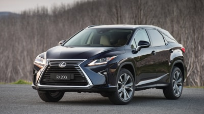 Lexus RX REVIEW   2016 RX 200t, RX 350 - A Sharp New Suit For A Sharp New SUV