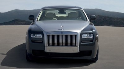 2010 Rolls Royce Ghost Details, Images, Video And Australian Pricing Announced