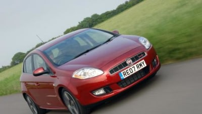 Fiat Ritmo - the latest addition to Fiat Oz line-up
