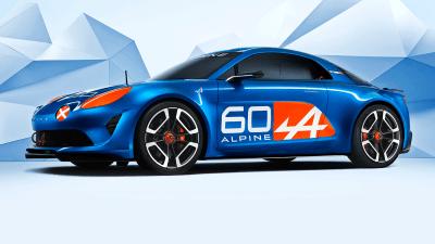 Renault Reveals Alpine Concept