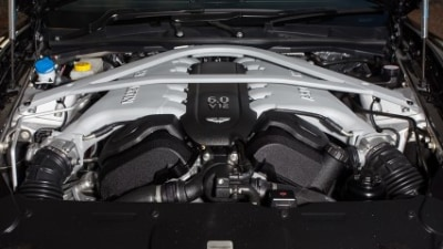 Aston Martin's Ford Engine Supply Deal To Continue, For Now: Report