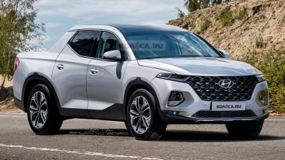 Hyundai Santa Cruz remains on wish list, double-cab ute still on track
