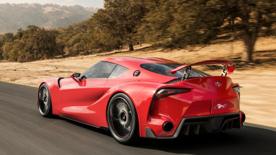 New Toyota Supra confirmed for production