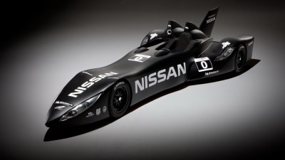 Nissan DeltaWing To Contest Le Mans 24 Hours