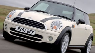 2009 MINI Cooper D Coming To Australia