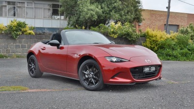 Mazda MX-5 Roadster 2018 new car review