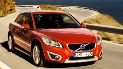 2010 Volvo C30 Update To Debut At Frankfurt, Arriving In Australia In March 2010