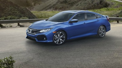 Honda Civic Si Unveiled In The US - New Warm Honda Coupe And Sedan
