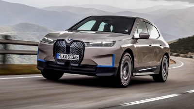 2021 BMW iX electric SUV revealed, Australian launch confirmed
