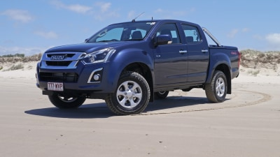 2017 Isuzu D-Max First Drive Review | New Face, New Engine, Same Rugged Core