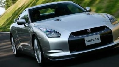 Official Nissan GT-R video