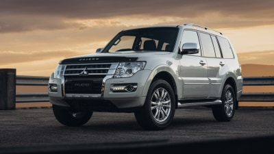 2021 Mitsubishi Pajero Final Edition details revealed
