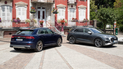 2020 Audi SQ8 review
