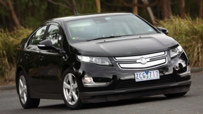 2013 Holden Volt Review