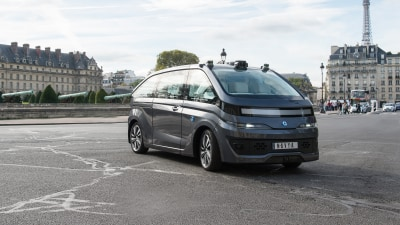 Australia to launch driver-less taxi trial