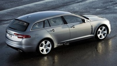 Rumour: Jaguar XF Estate To Appear At Frankfurt. How About A XF Convertible? Coupe?