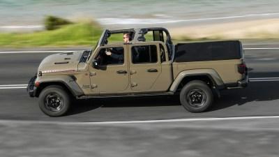 2021 Jeep Gladiator price and specs