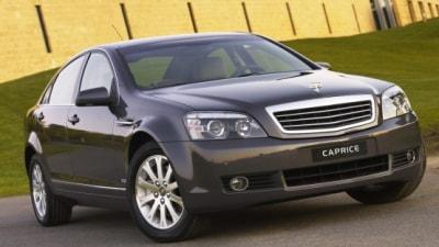 Holden Cagey On US-Market Chevrolet Caprice Claim