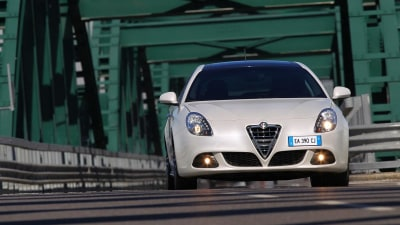 2011 Alfa Romeo Giulietta Revealed Further In New Gallery, High-Performance Model Reported