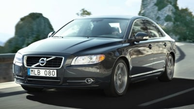2010 Volvo S80 Launched