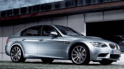2009 BMW M3 Sedan Launched In Australia