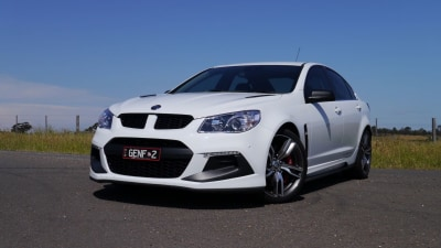HSV Clubsport REVIEW | 2016 Clubsport R8 LSA - Here's One For The Horsepower Junkies