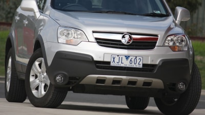 Holden To Recall Over 50,000 Vehicles For Potential Brake Issue