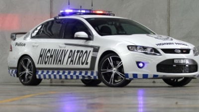 NSW Police FPV GT Suffers Cracked Block, E10 Fuel Blamed