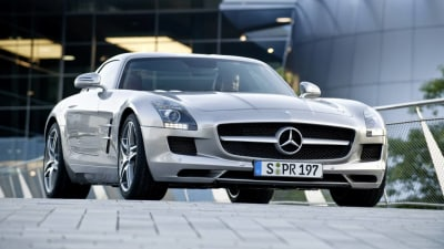 2010 Mercedes-Benz SLS AMG Australian Pricing Revealed, Nearly 50 Sold Already