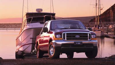 Ford F-250/F-350 2001 to 2006 used-car review