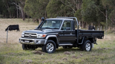 2017 Toyota LandCruiser 70 Series Update Set For Late 2016 Arrival - UPDATED