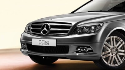 2009 Mercedes-Benz C-Class Gets Limited Edition Sports Package