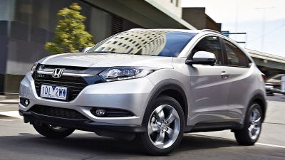 2015 Honda HR-V: Price And Features For Australia