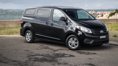 2020 LDV G10 diesel automatic review
