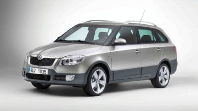 2009 Skoda Fabia Scout Details And Images Released